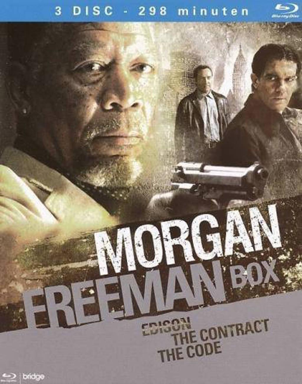 Morgan Freeman box (Blu-ray)