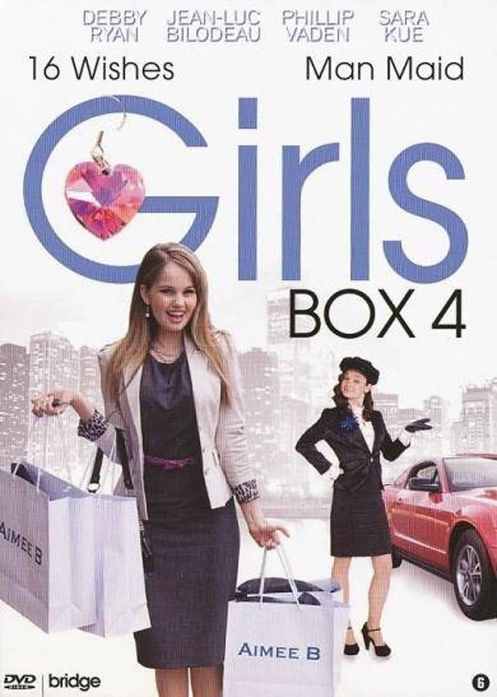 Girls box 4 (DVD)