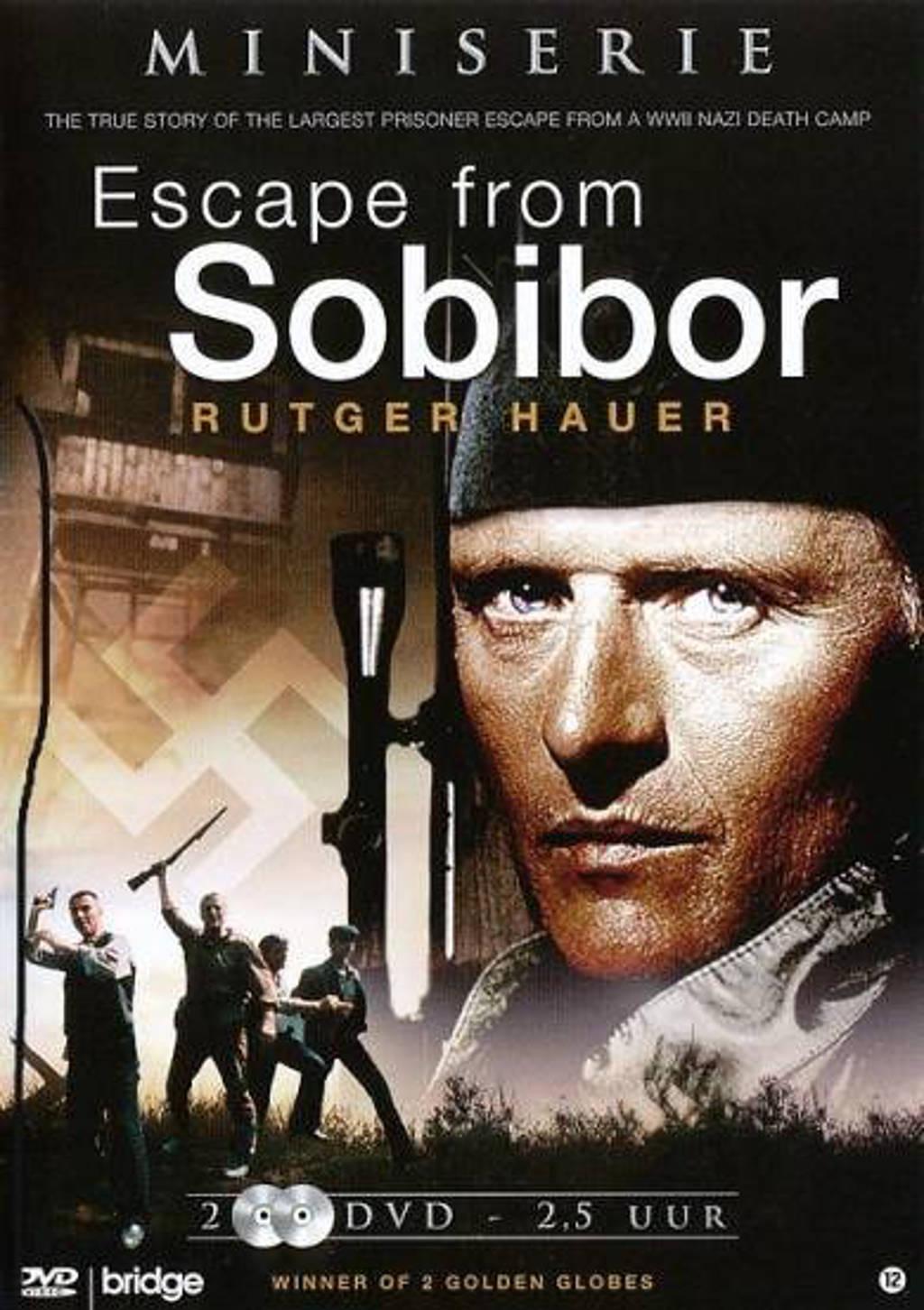 Escape from Sobibor (DVD)