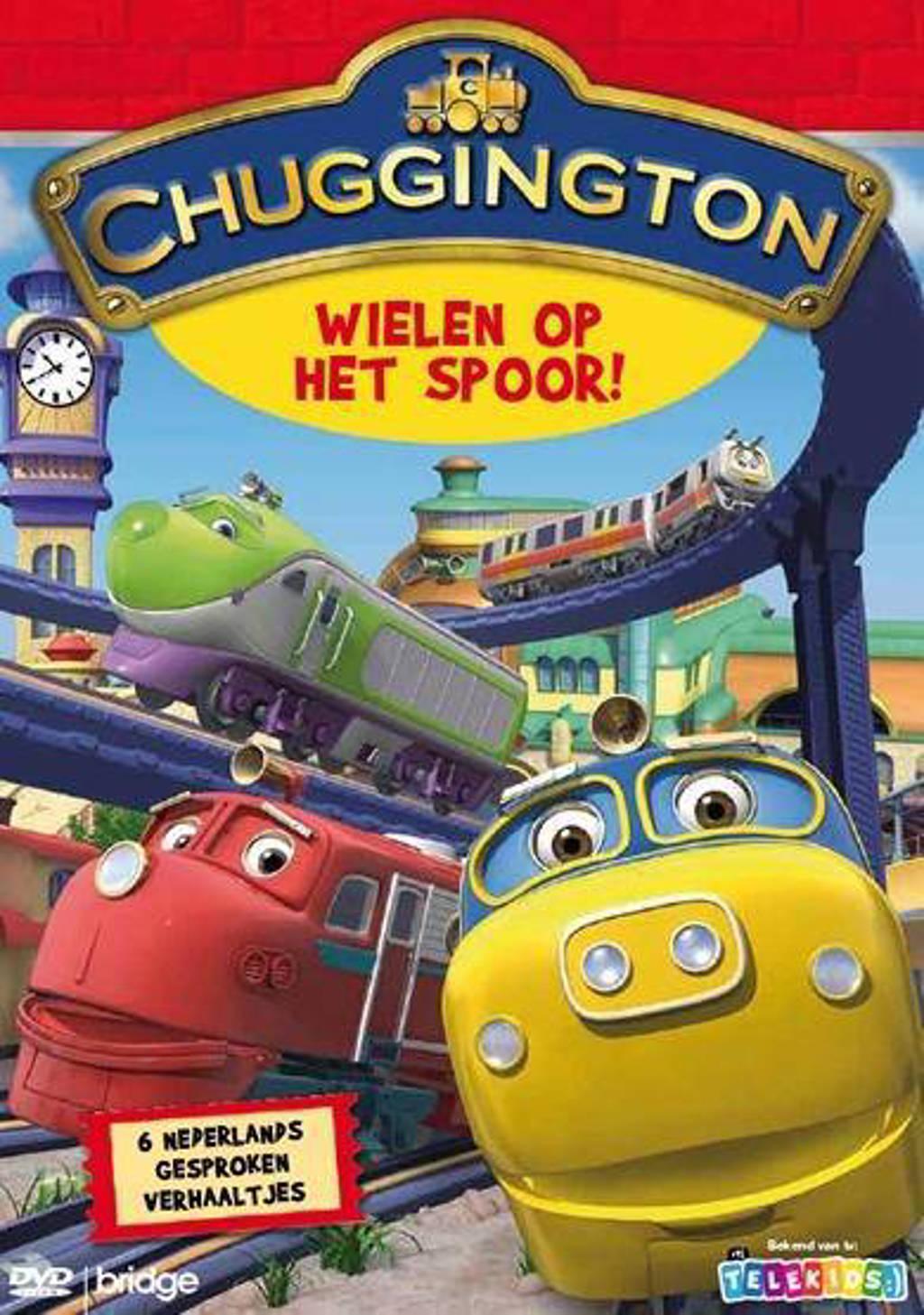 Chuggington - Wielen op het spoor (DVD)