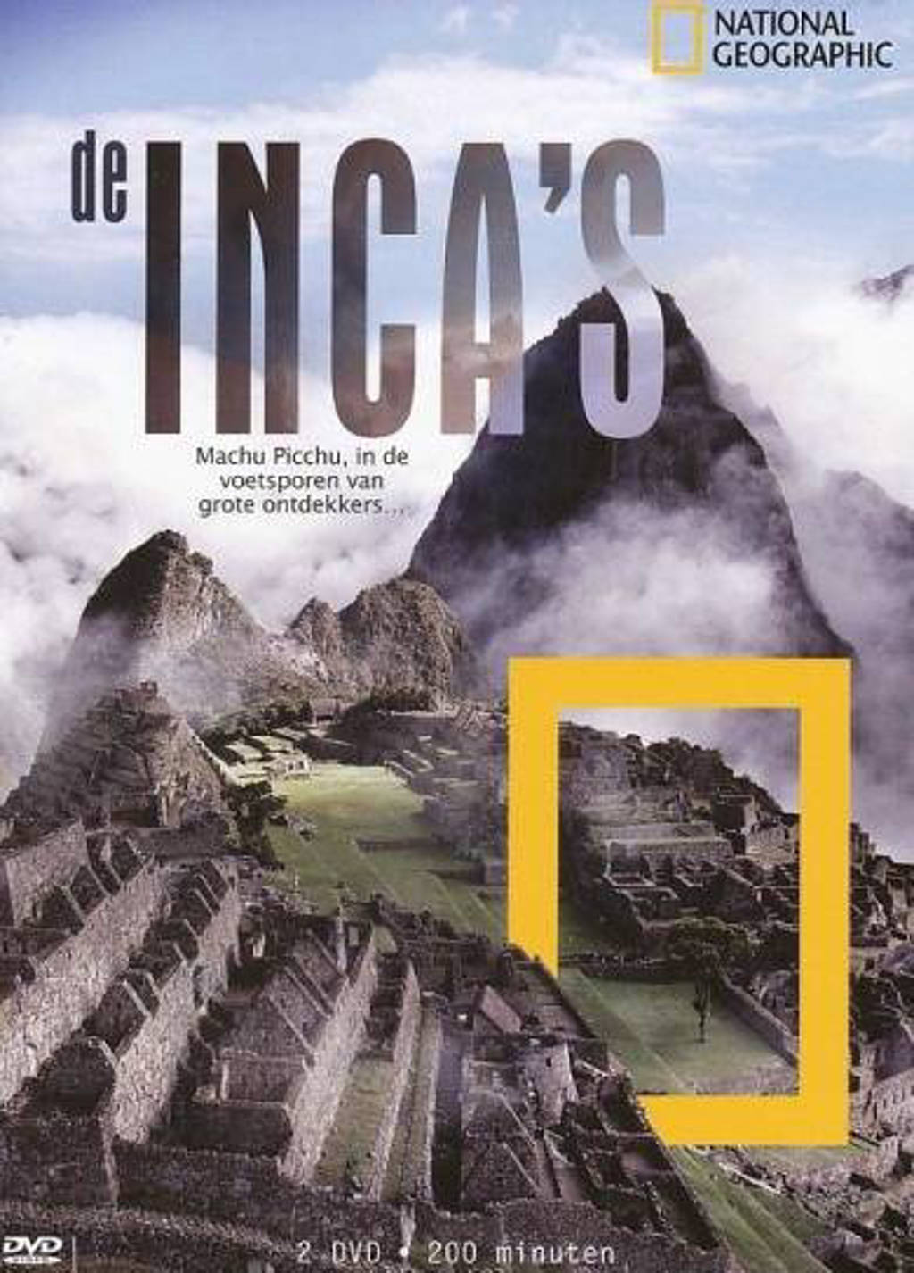 National geographic - Inca box (DVD)