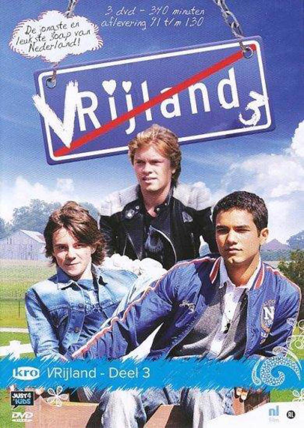 Vrijland box 3 (DVD)