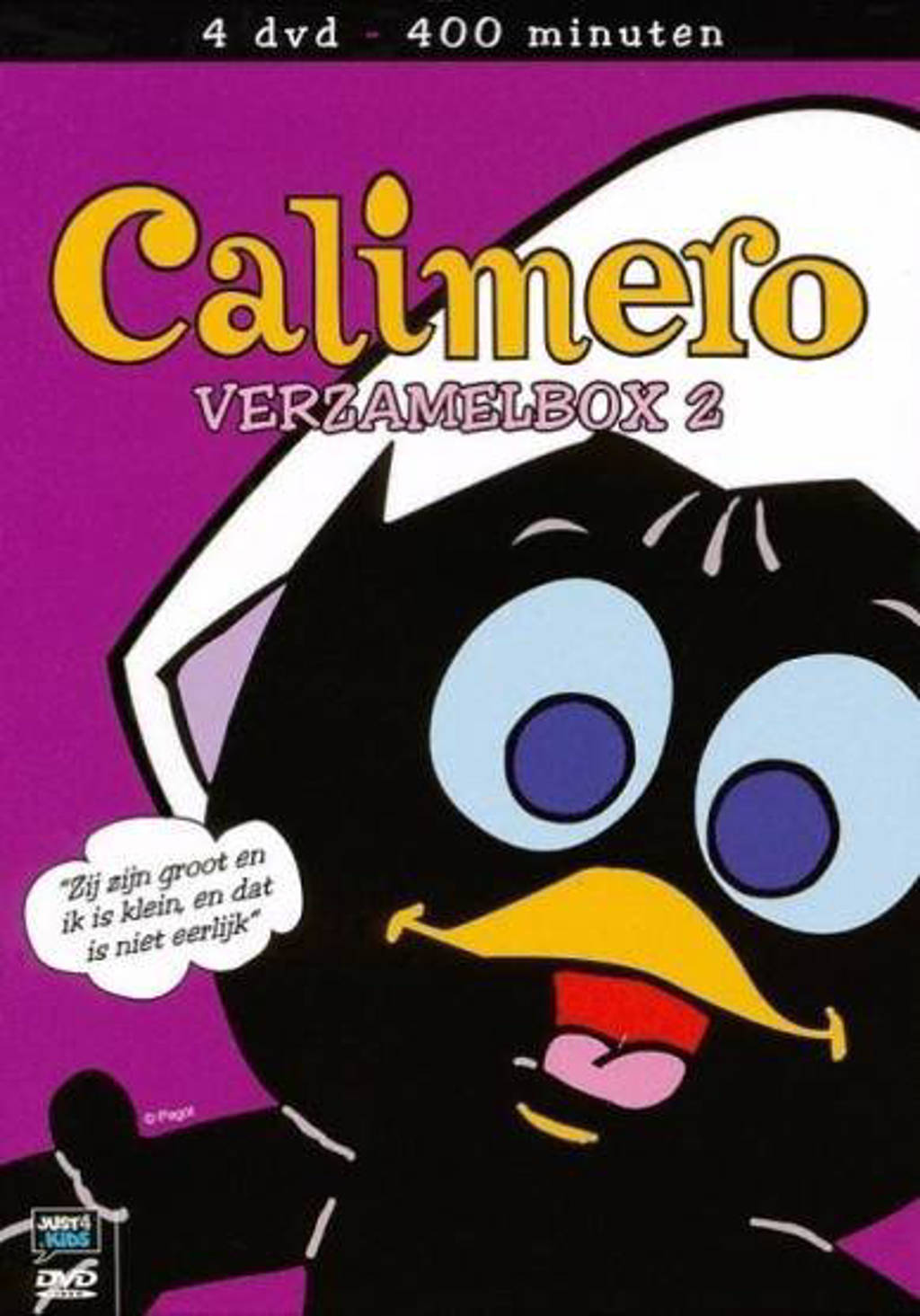 Calimero box 5-8 (DVD)
