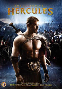 Legend of Hercules (DVD)