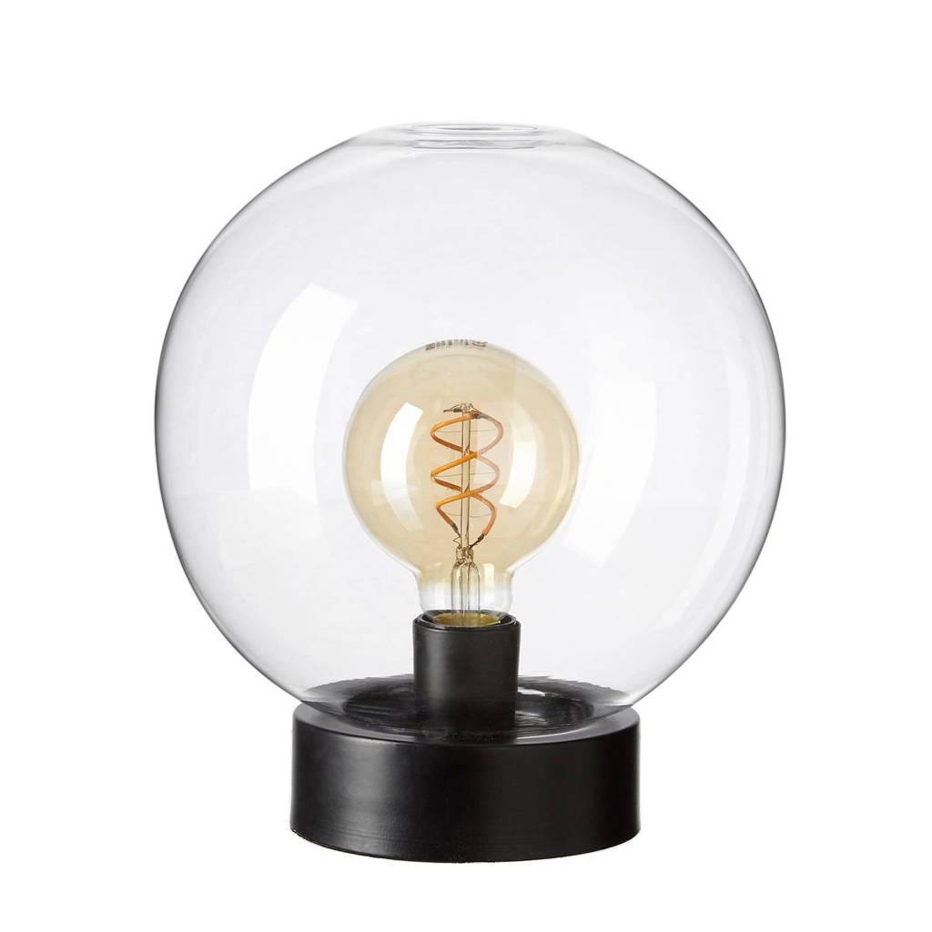whkmp's own tafellamp, Transparant/zwart