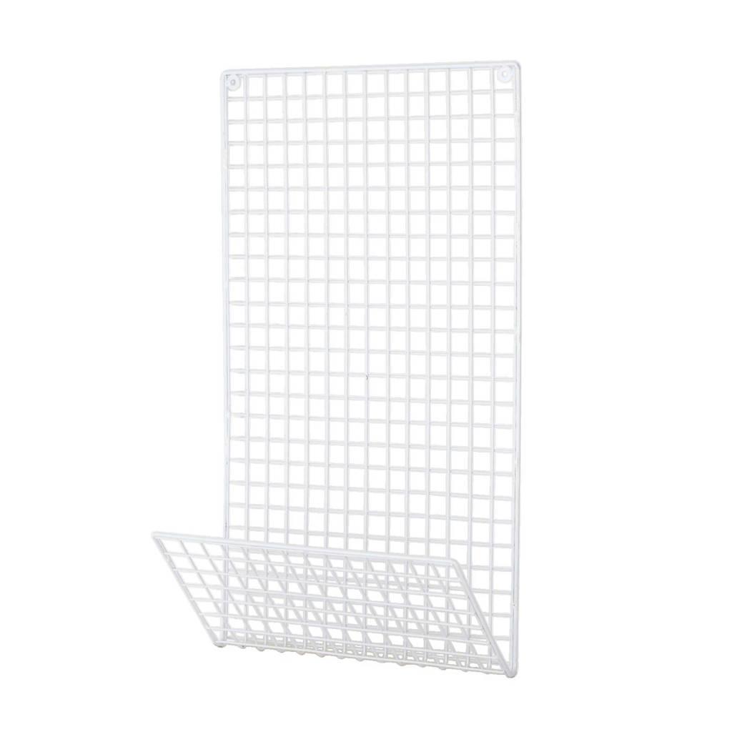 whkmp's own memorek (65x36 cm), Wit