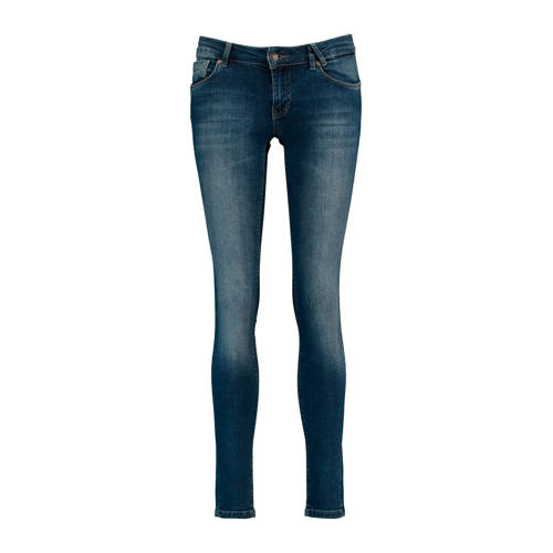 Selma low waisted skinny fit jeans