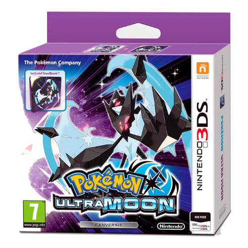 Pokémon Ultra Moon SteelBook Edition (Nintendo 3DS) kopen