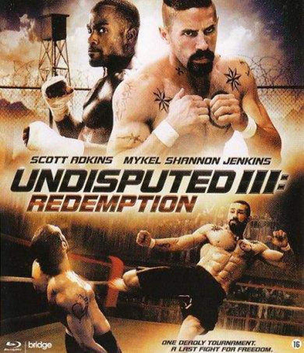 Undisputed 3 (Blu-ray)
