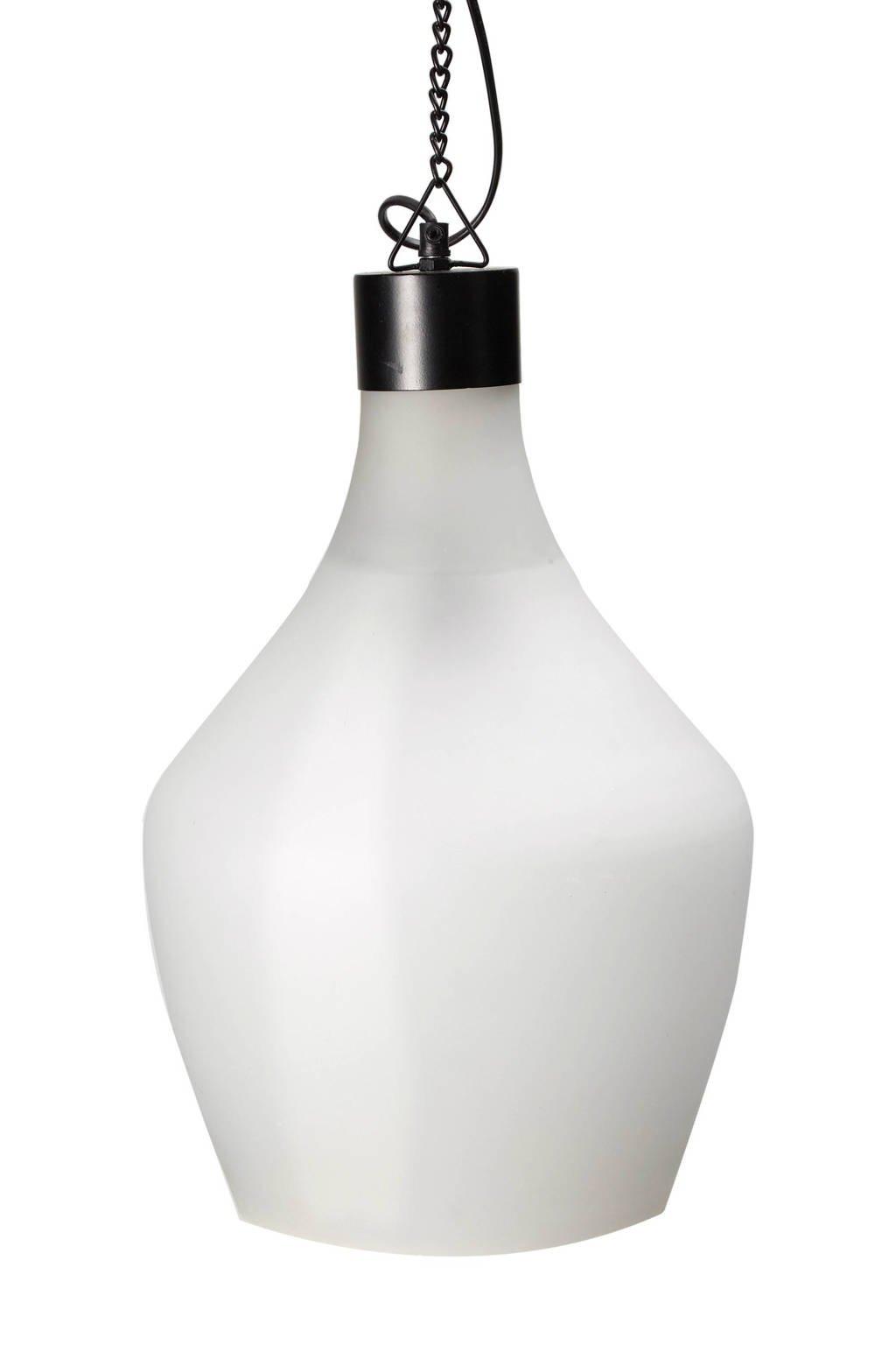 whkmp's own hanglamp, Wit/zwart