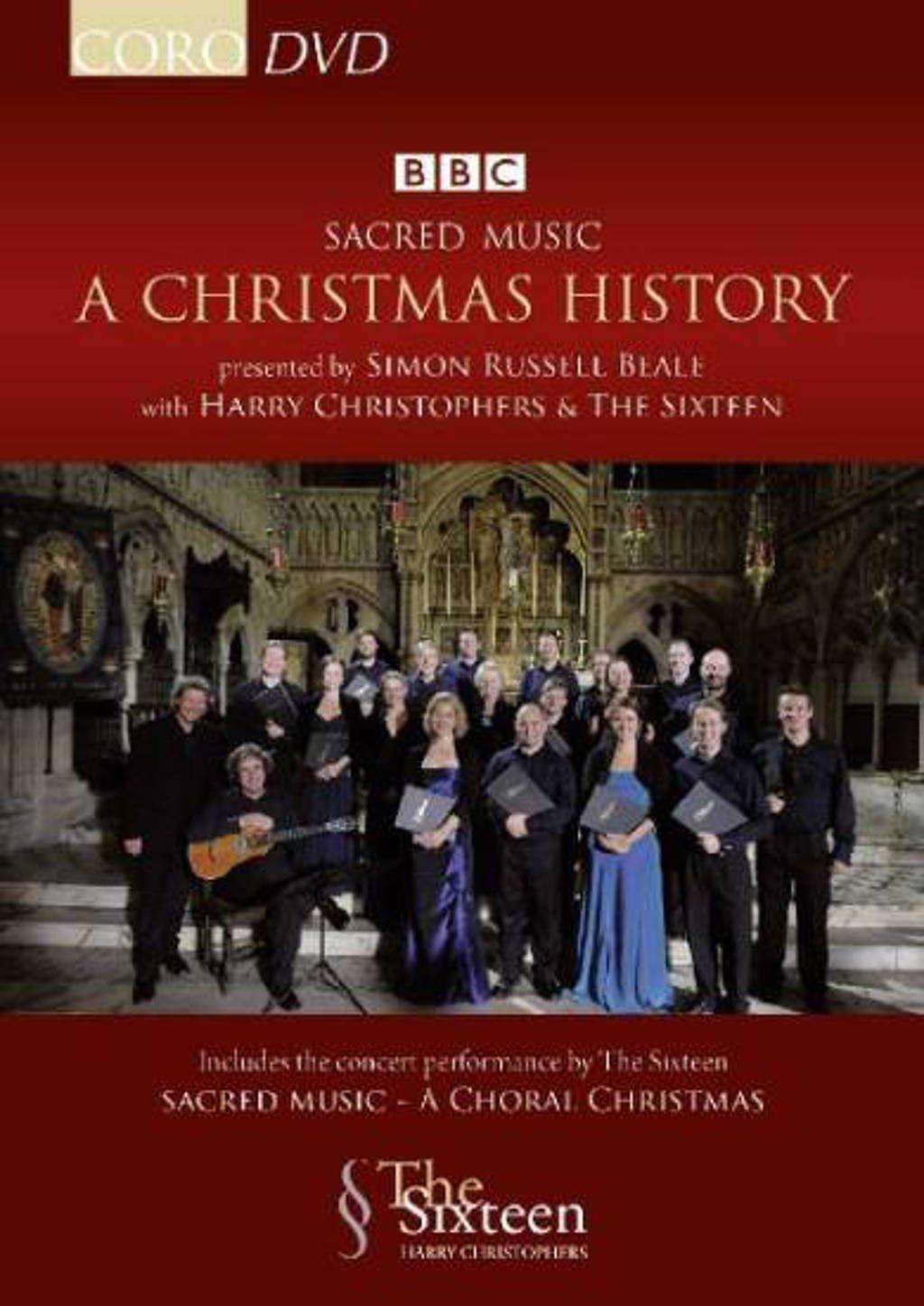 Sacred Music: A Christmas History (DVD)