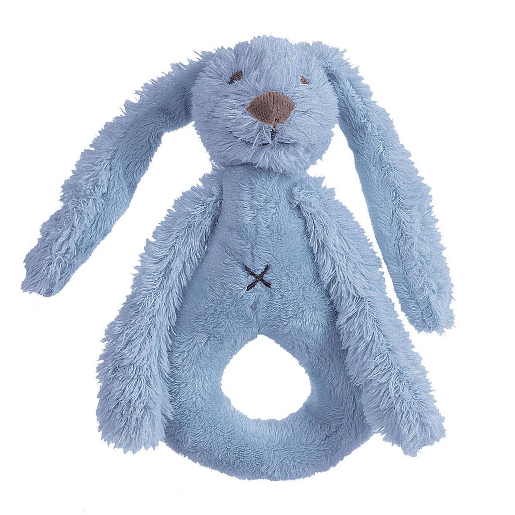Happy Horse konijn Richie rammelaar, Deep blue