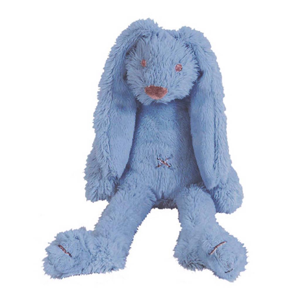 Happy Horse konijn Richie knuffel 28 cm, Deep blue