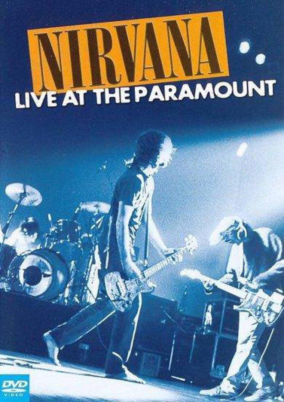 Nirvana - Live At Paramount (DVD)