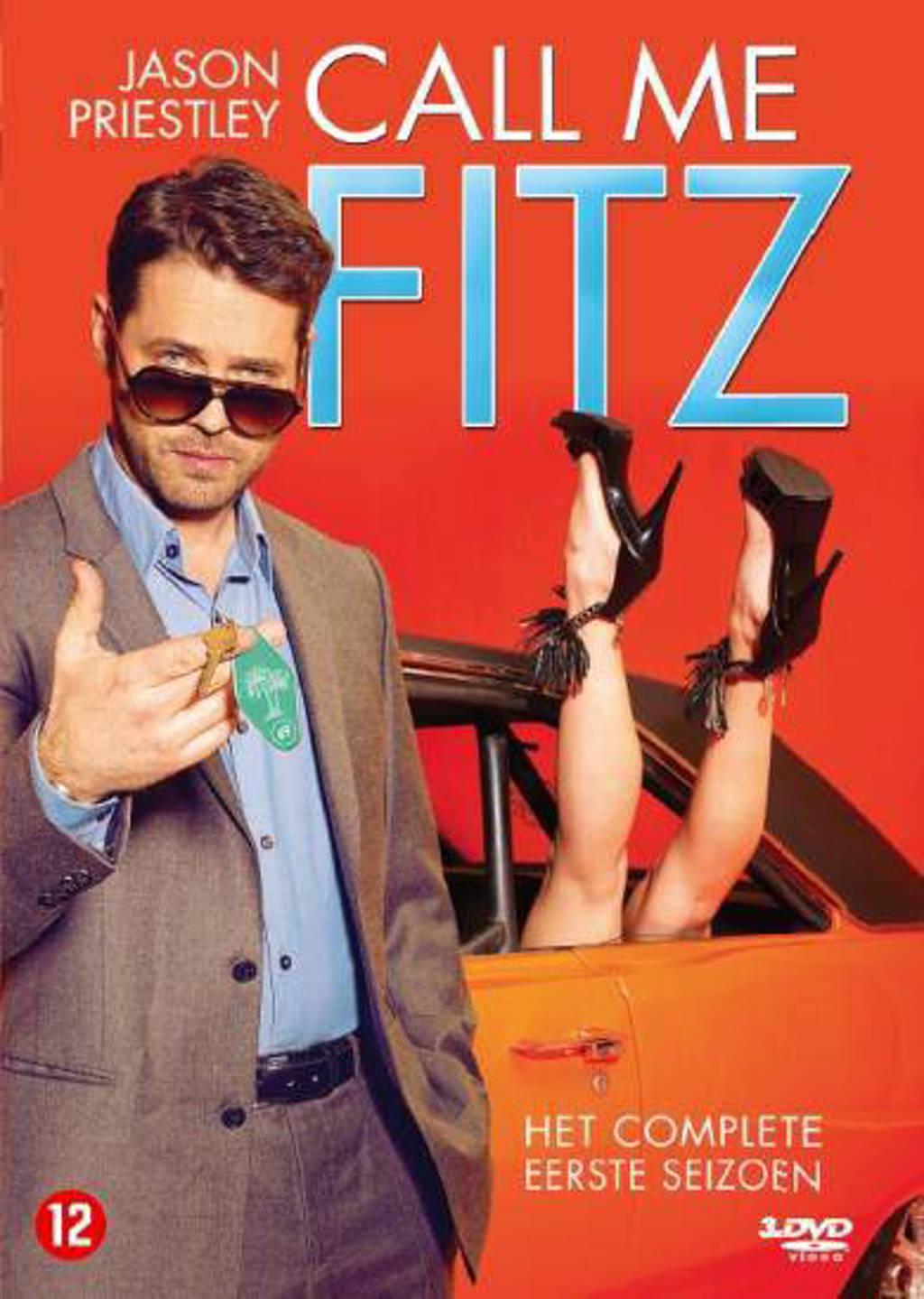 Call me Fitz - Seizoen 1 (DVD)