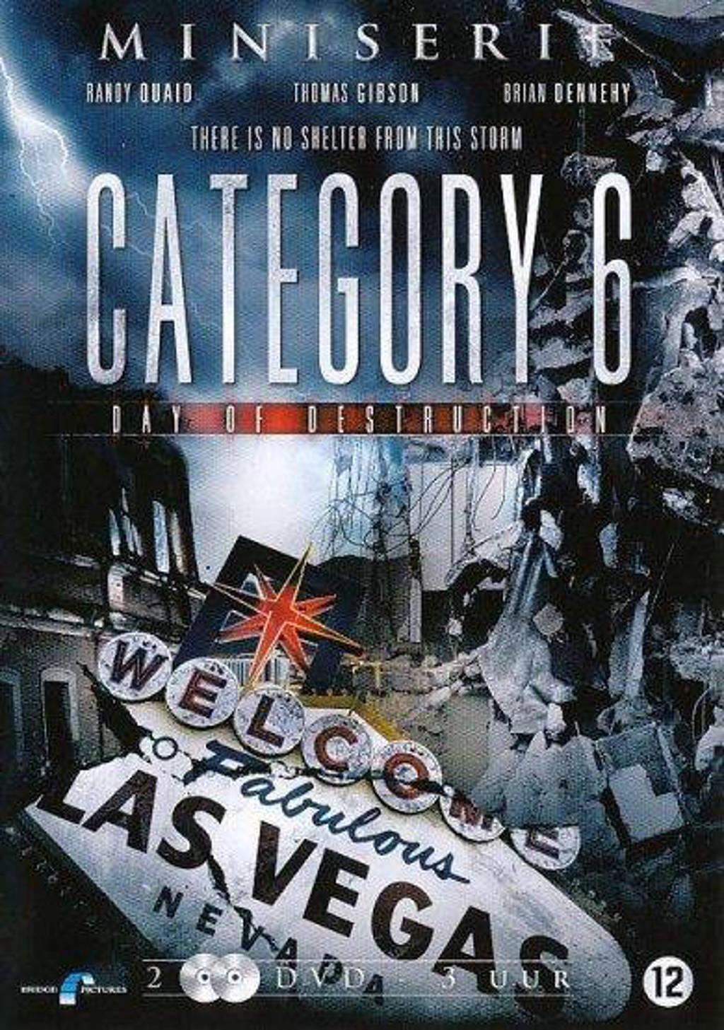 Category 6 - Day of destruction (DVD)