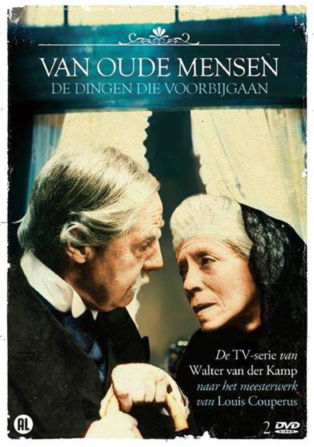 Van Oude Mensen De Dingen Die Voorbijgaan (DVD)