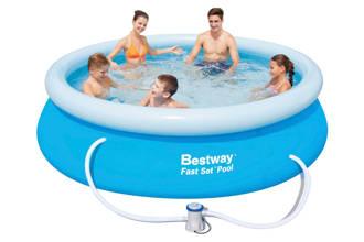 Fast Set zwembad (305 cm)