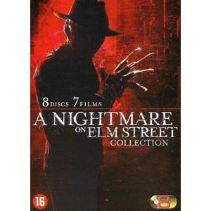 Nightmare on elmstreet collection (DVD)