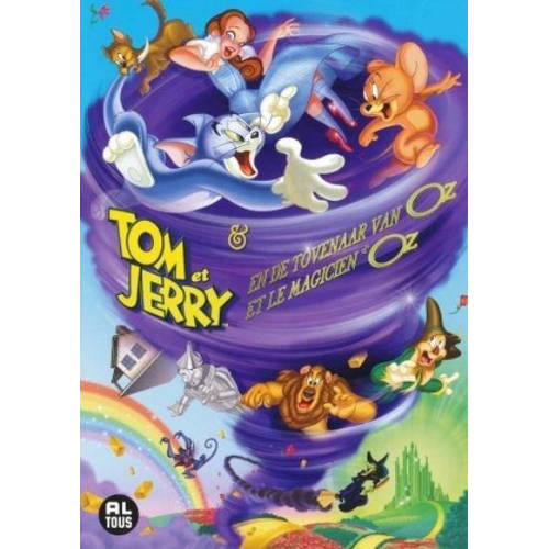Tom and Jerry - Wizard of oz (DVD) kopen