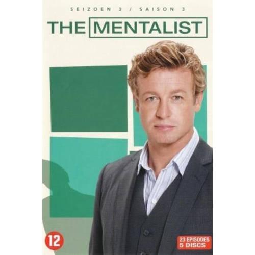 Mentalist - Seizoen 3 (DVD) kopen