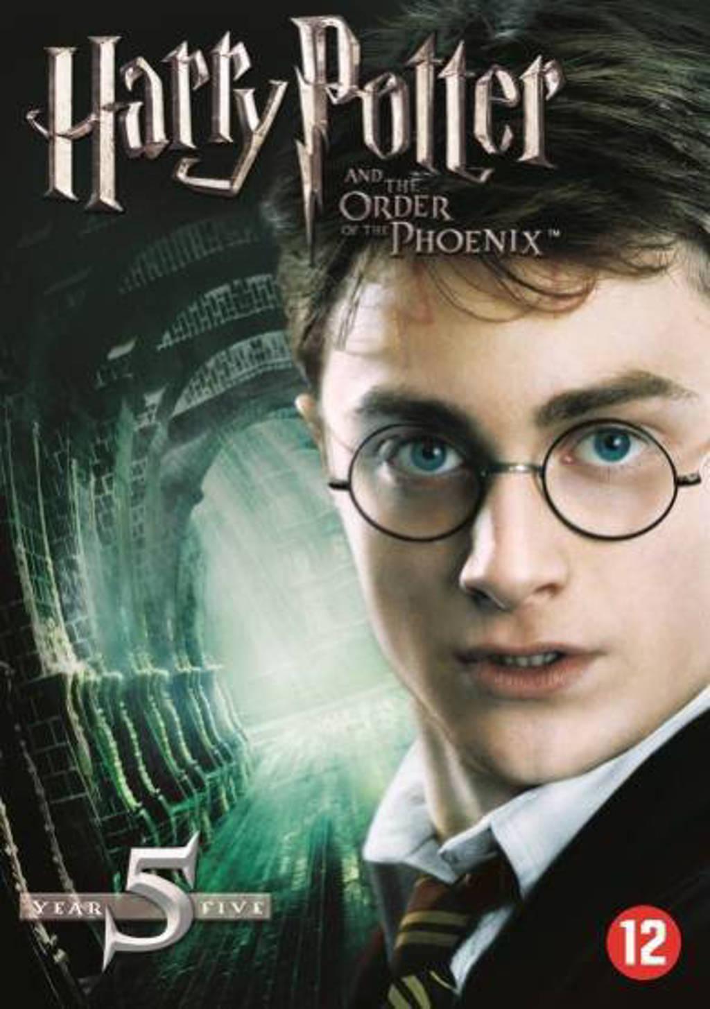 Harry Potter 5 - De orde van de Feniks (DVD)