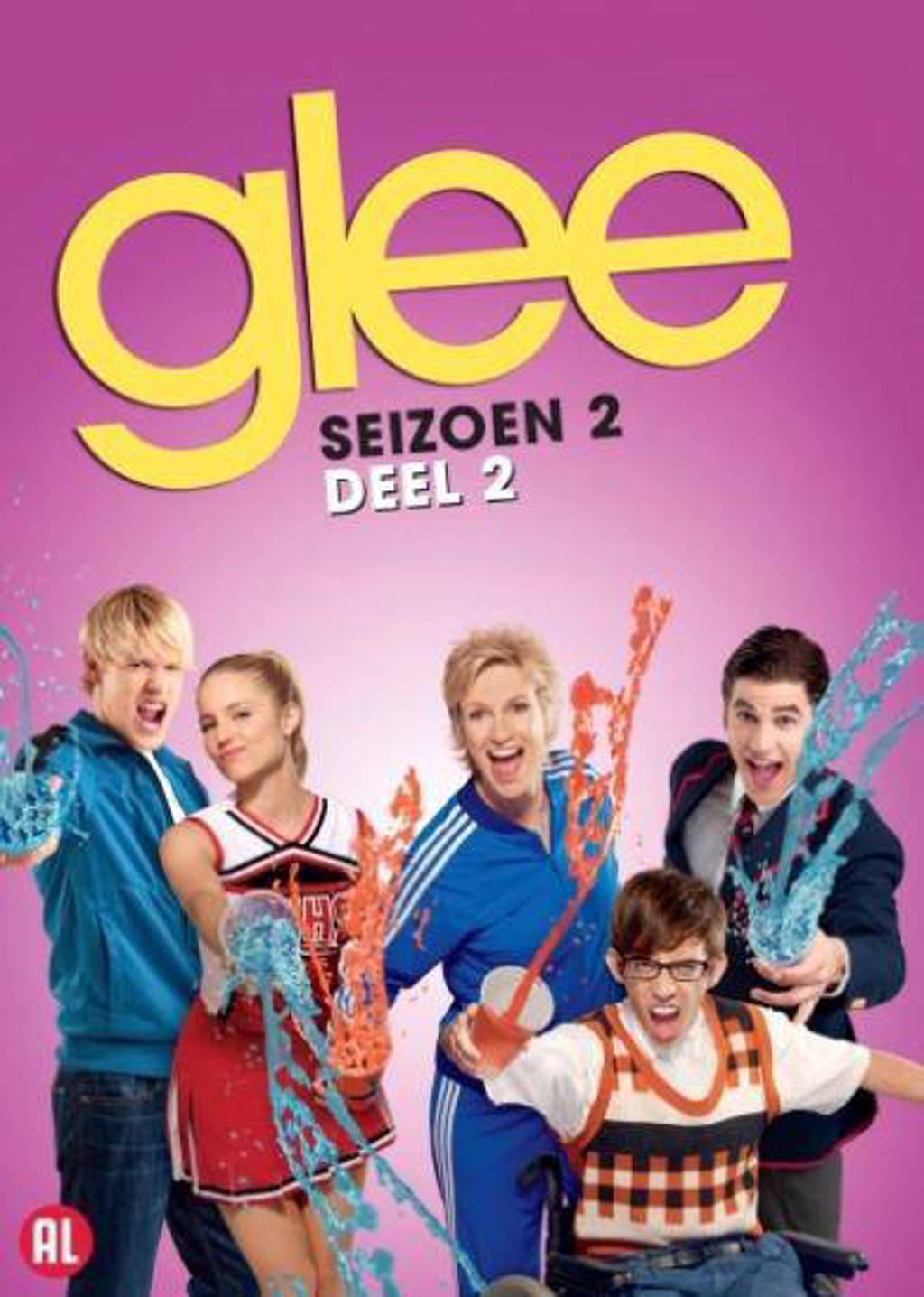 Glee - Seizoen 2 deel 2 (DVD)