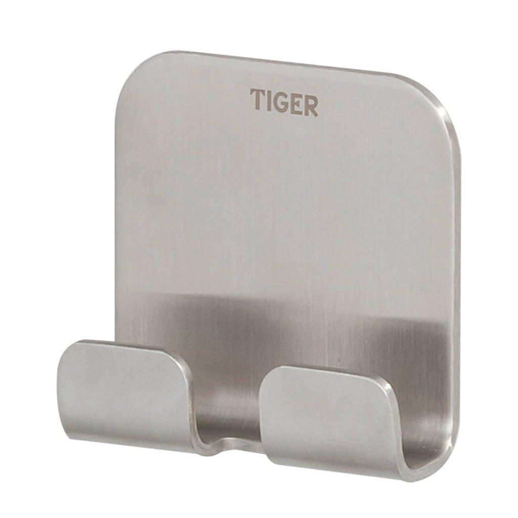 Tiger Colar Haak, RVS