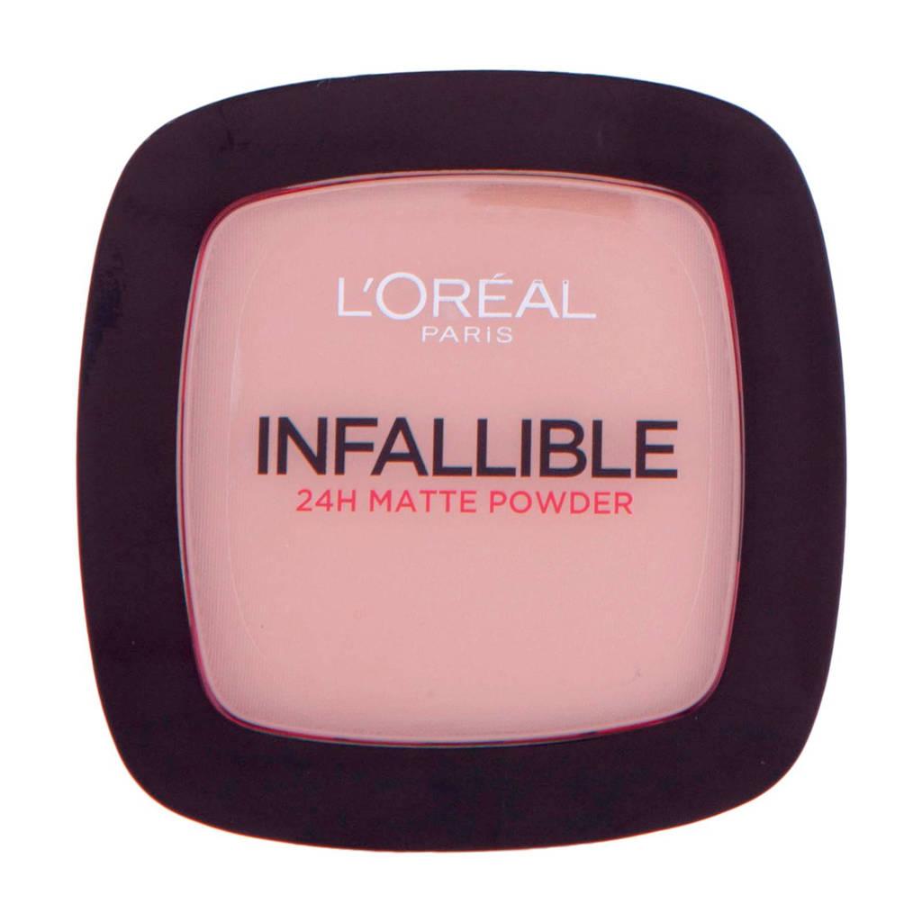 L'Oréal Paris Infaillible 225 Beige - gezichtspoeder
