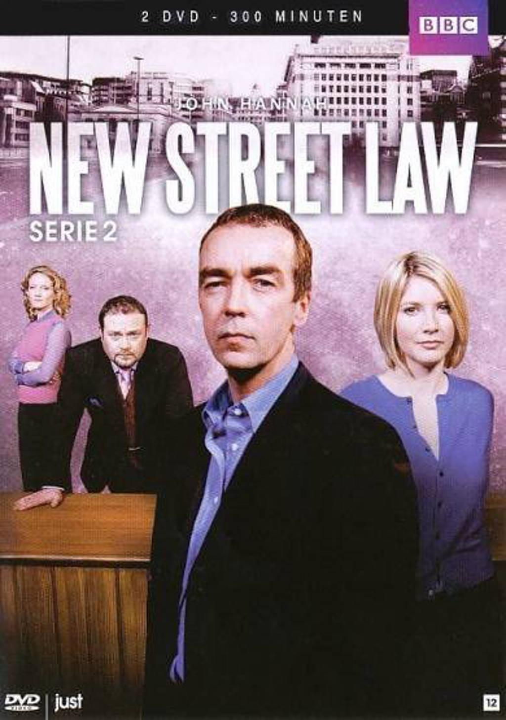 New street law - Seizoen 2 (DVD)