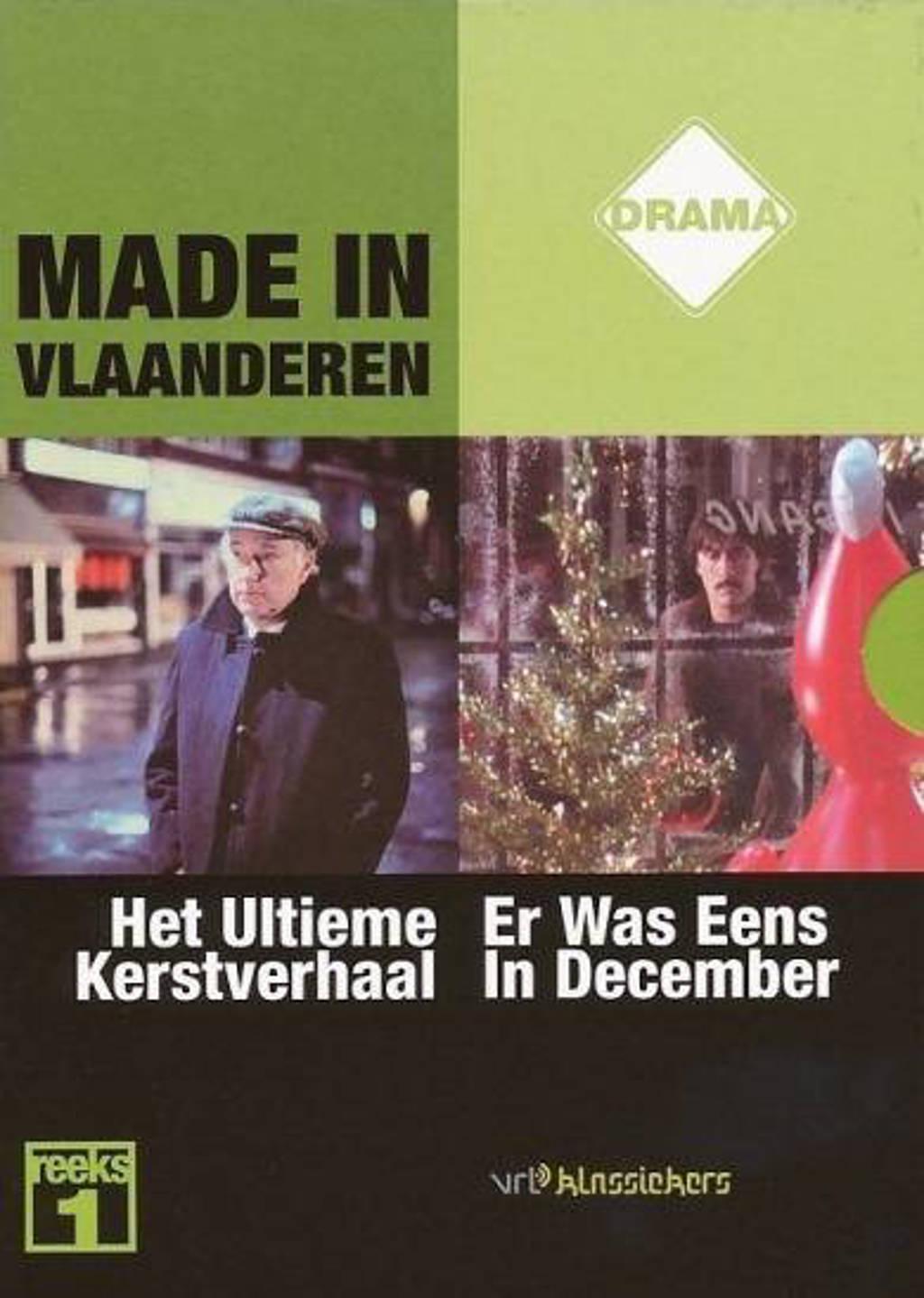 Made in vlaanderen (DVD)