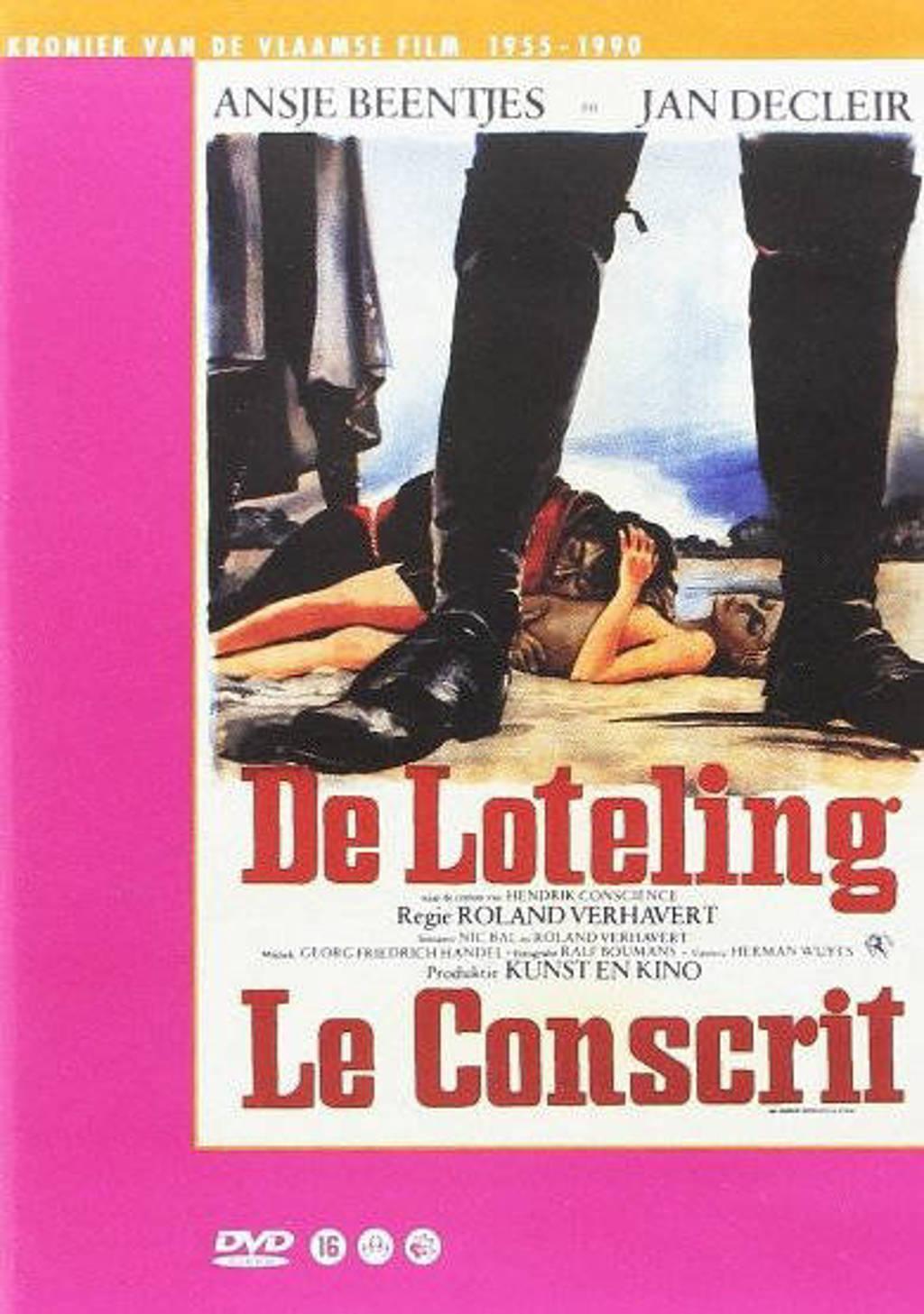 Verhavert Roland - De Loteling (DVD)
