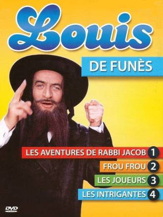 Louis de Funès - Collection 4 (DVD)