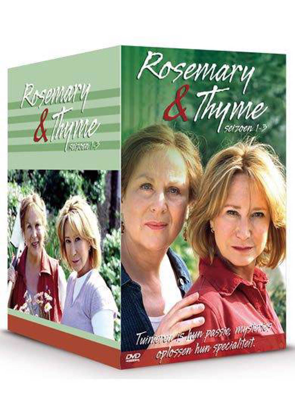 Rosemary & Thyme - The complete collection (DVD)