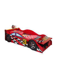Vipack peuterbed Race (70x140 cm), Rood