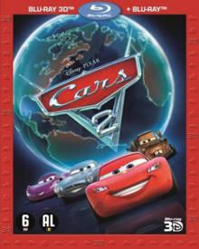 Cars 2 (2D+3D) (Blu-ray)
