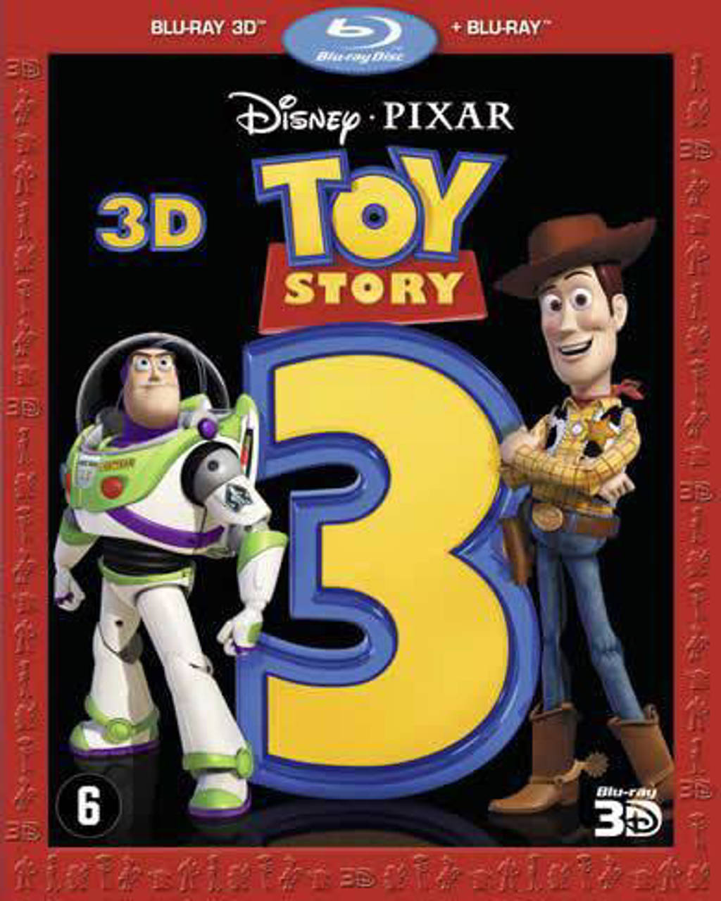 Toy story 3 (3D+2D) (Blu-ray)