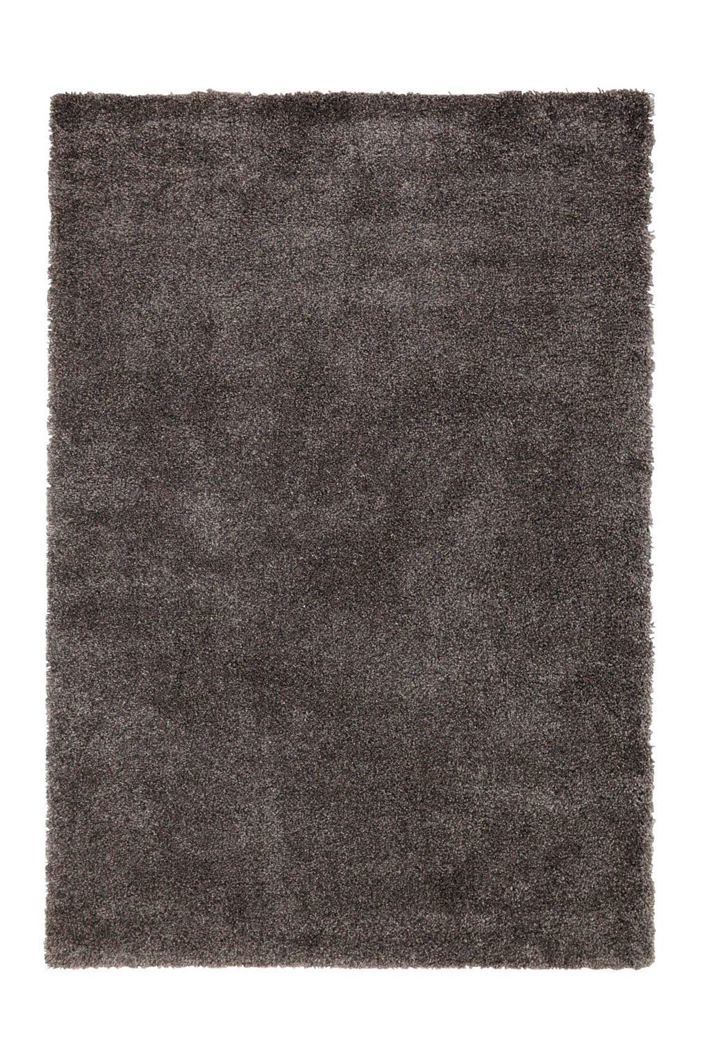 wehkamp home vloerkleed  (290x200 cm), Donker grijs