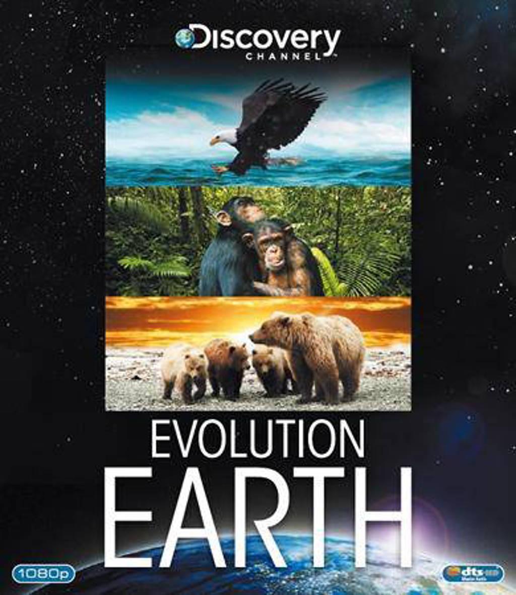 Evolution earth (Blu-ray)
