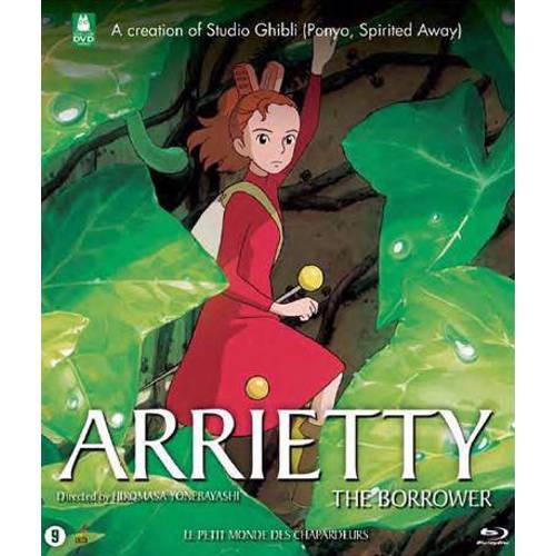 Arrietty (Blu-ray) kopen
