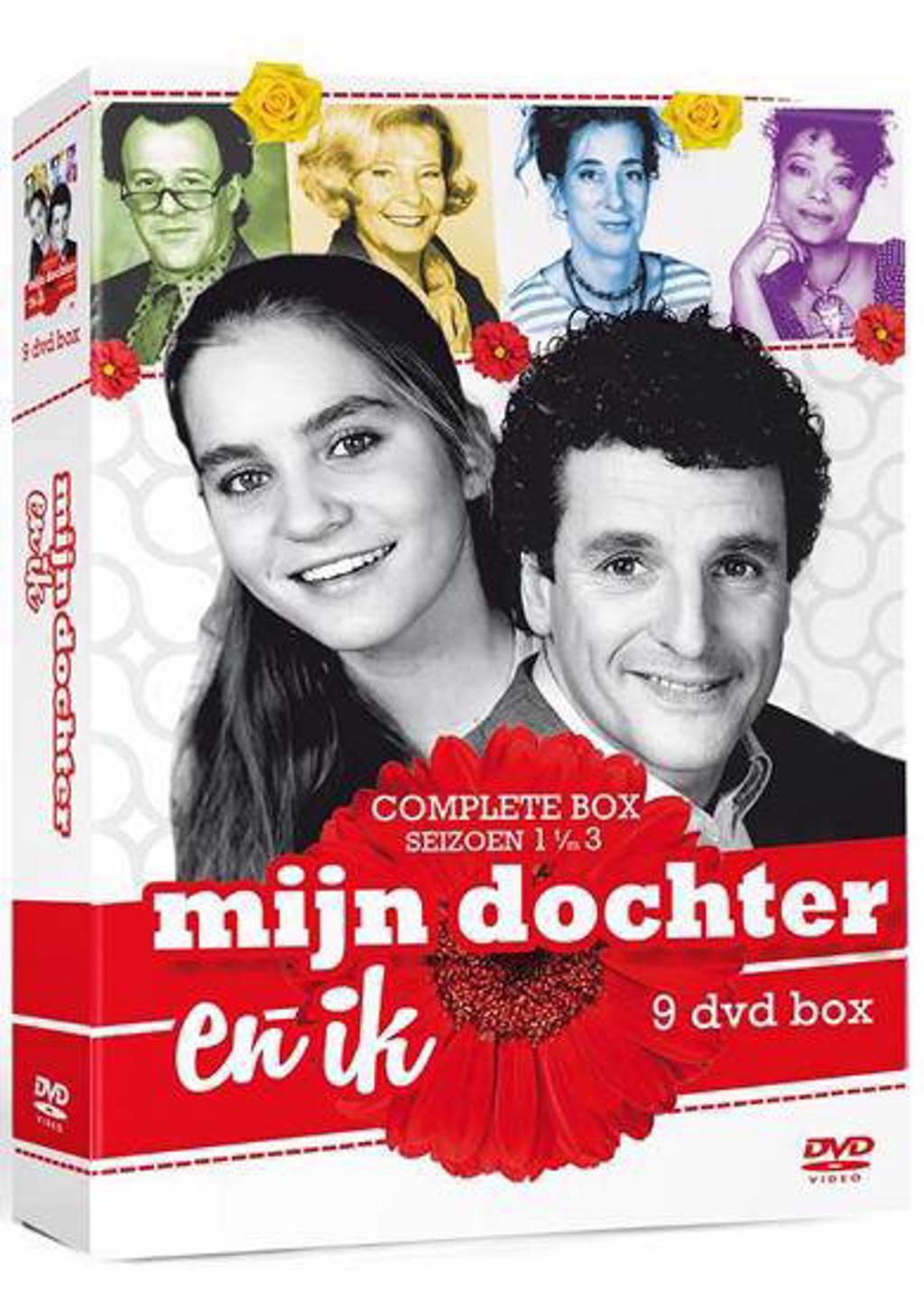 Mijn dochter en ik - Seizoen 1-3 (DVD)