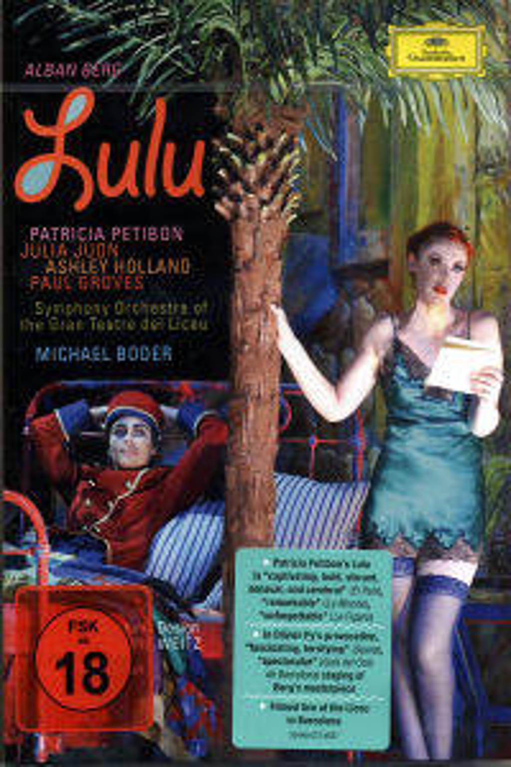 Patricia Petibon - Berg: Lulu (DVD)