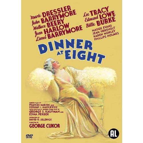 Dinner at eight (DVD) kopen