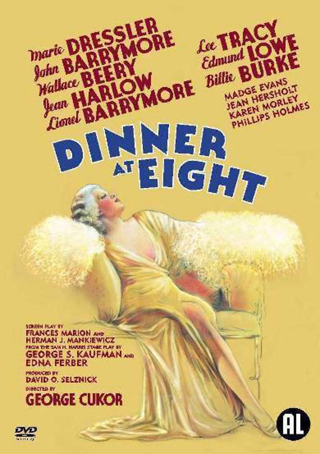 Dinner at eight (DVD)