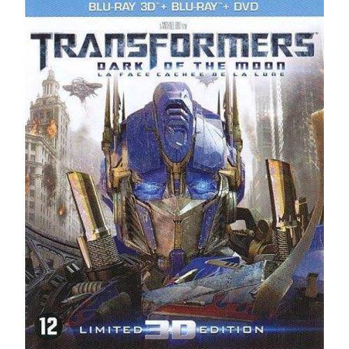Transformers - Dark of the moon (3D) (Blu-ray) kopen