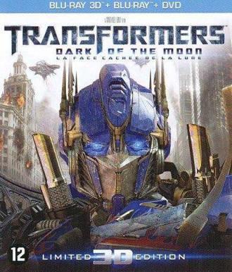 Transformers - Dark of the moon (3D) (Blu-ray)
