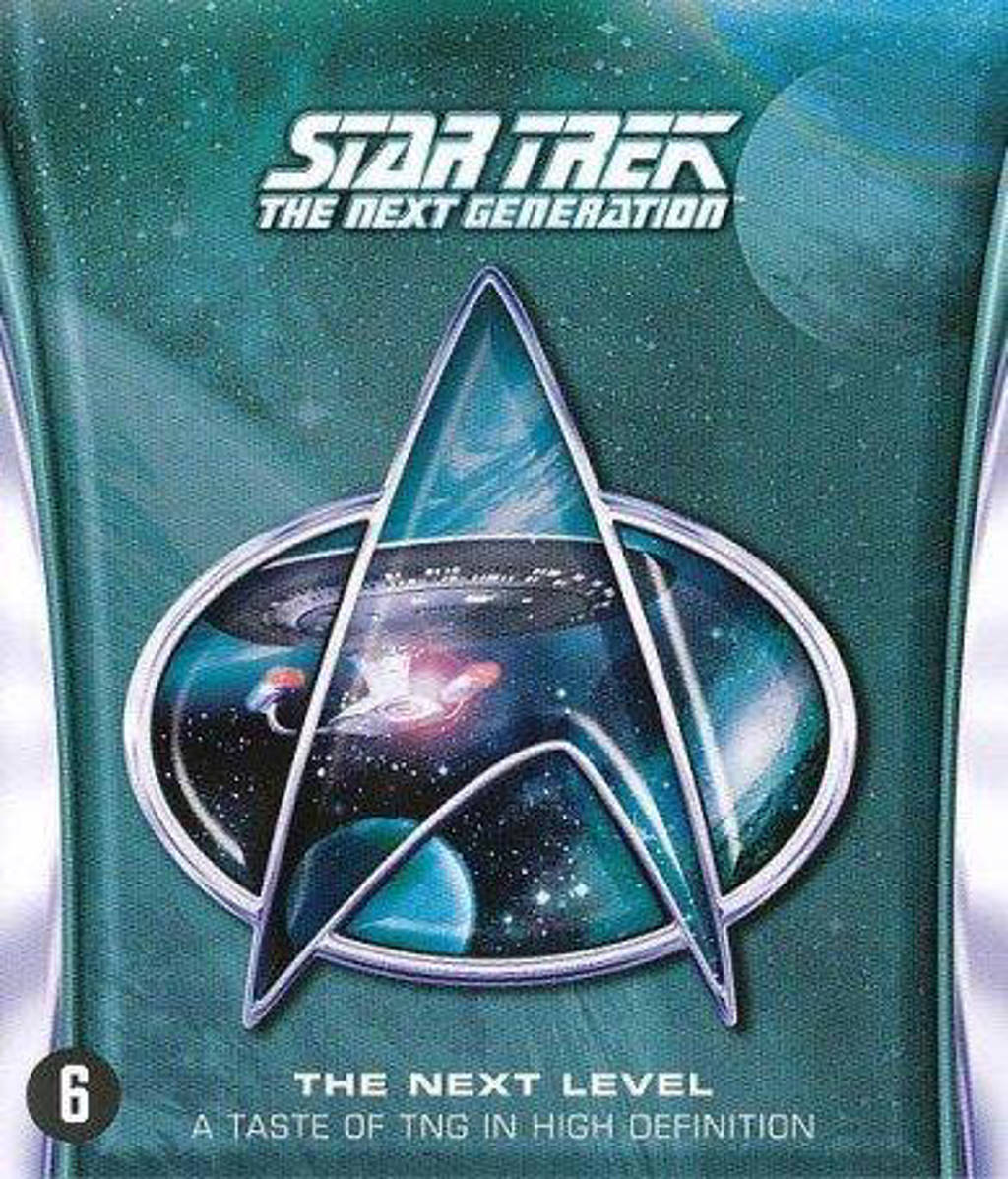 Star trek the next generation - The next level (Blu-ray)