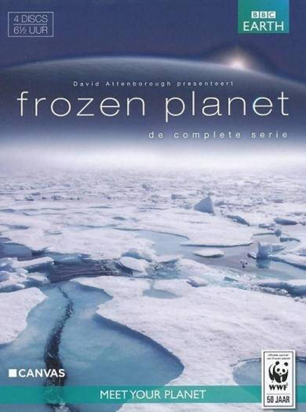 BBC earth - Frozen planet (DVD)