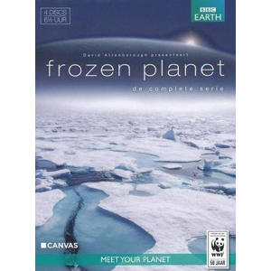 BBC earth - Frozen planet (DVD)