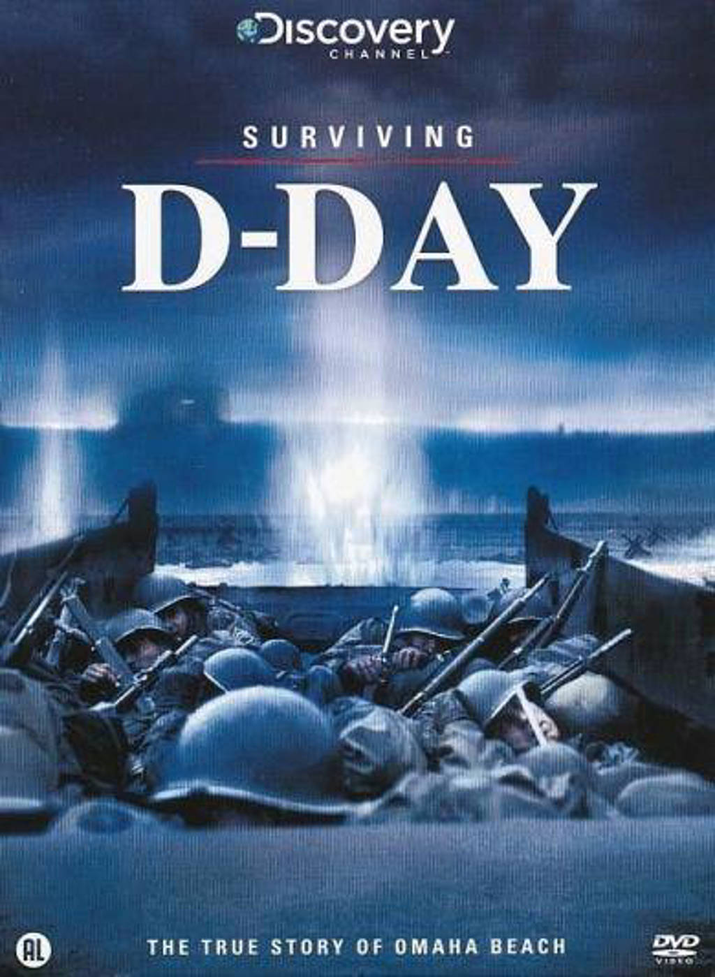Surviving D-Day (DVD)